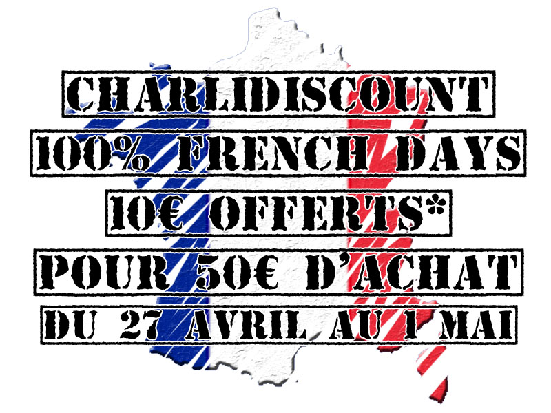 French Days CharliDiscount